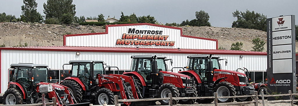 exterior Montrose Implements
