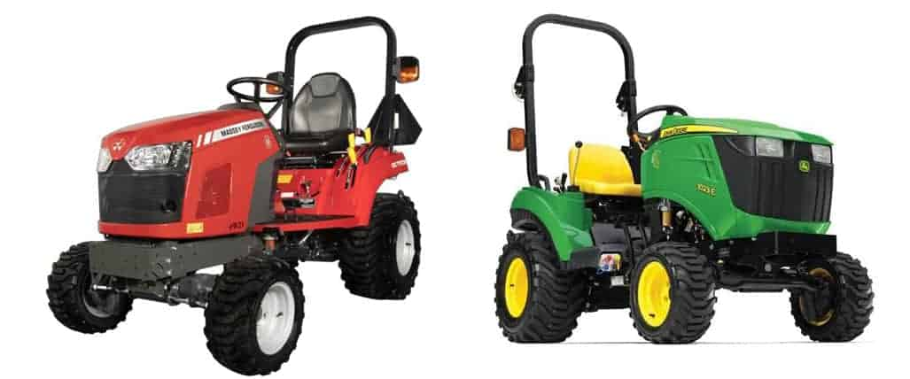 Massey vs. Deere hero image