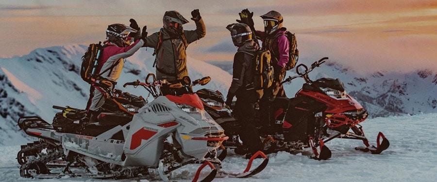 ski-doo safety hero