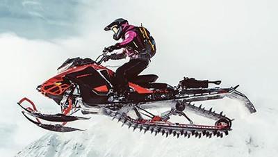 ski-doo summit 2021