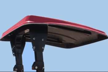 Fiberglass Canopy For Massey Tractors Main