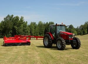 Hesston-pull-type-mower-conditioners