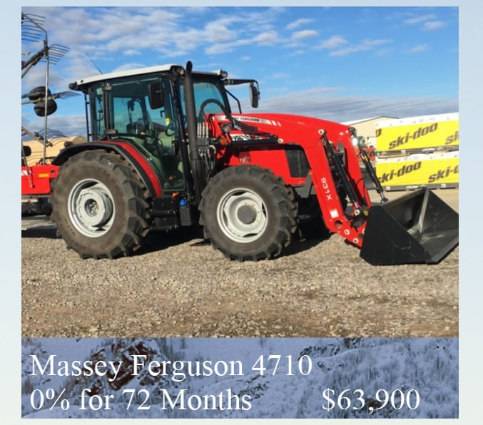 massey ferguson 4710 for sale