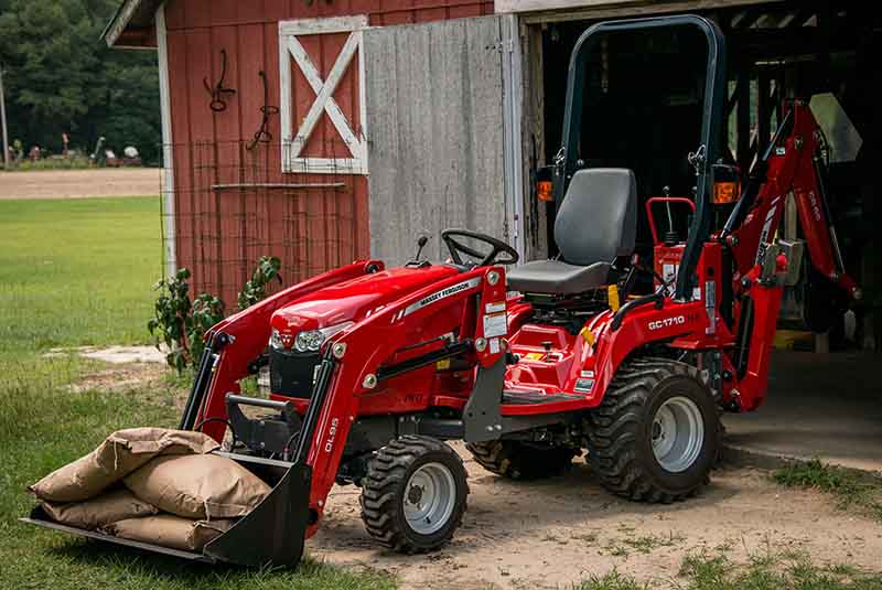 Sub Compact Tractors Montrose Implement And Motorsports