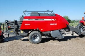 Massey Hesston 2250 Large Square Baler from Montrose Implement & Motorsports
