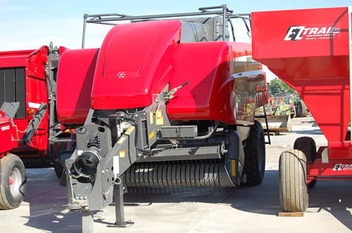Massey Hesston 2250 Large Square Baler from Montrose Implement & Motorsports