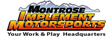 montrose implement logo